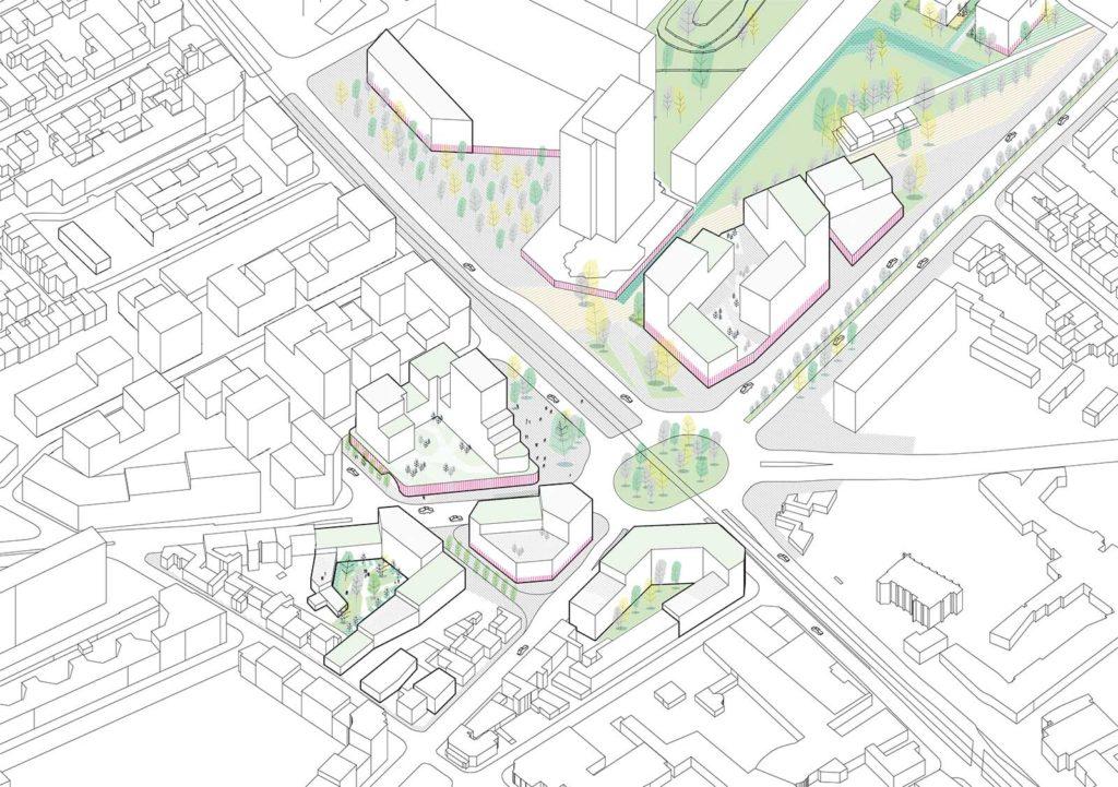 La Courneuve 6 routes - Une fabrique de la Ville