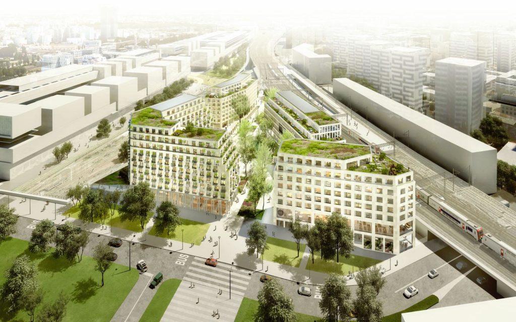 Reinventer paris - agence d'urbanisme - une fabrique de la ville