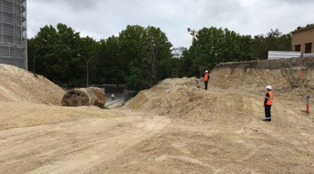 terrassement secteur D